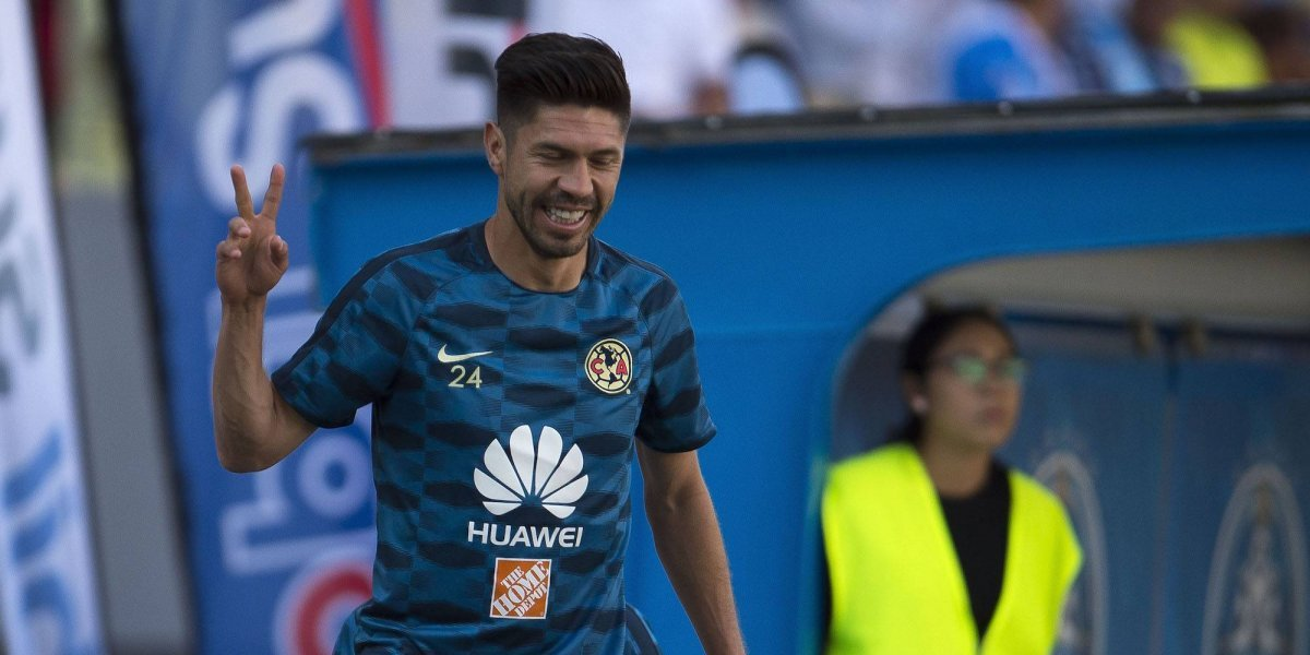 VIDEO: Oribe Peralta cambia de look y se ve más hermoso