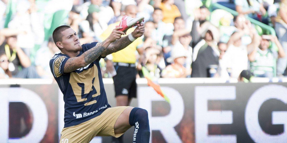 Nicolás Castillo revela el verdadero motivo por el que se va de Pumas