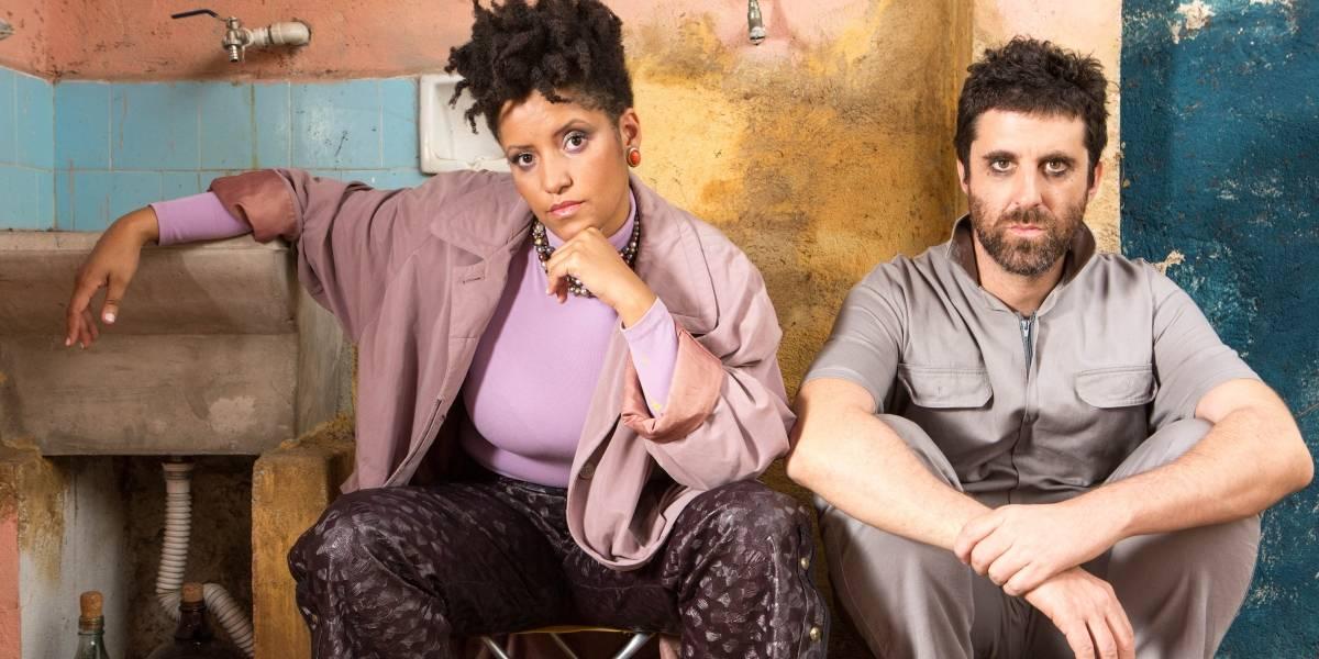 2º álbum do duo Craca e Dani Nega aposta em letras fortes e críticas sem perder balanço