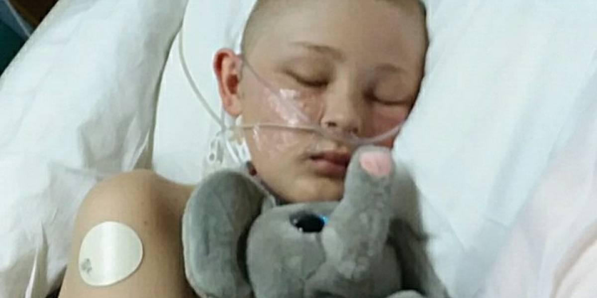 """""""El niño milagro"""" que despertó del coma tras sus padres aprobar donar sus órganos"""