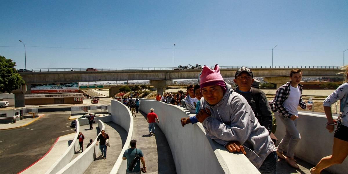 EEUU enjuiciará a indocumentados que crucen la frontera y separará a niños