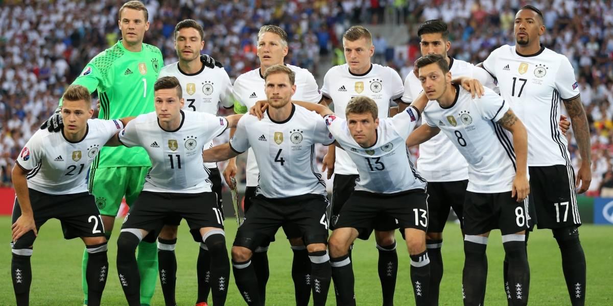 Figura de Alemania es duda para el Mundial Rusia 2018