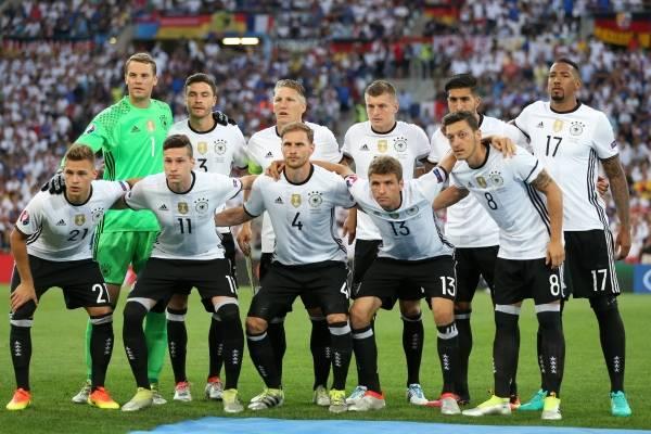 Mezut Ozil es duda para el Mundial Rusia 2018