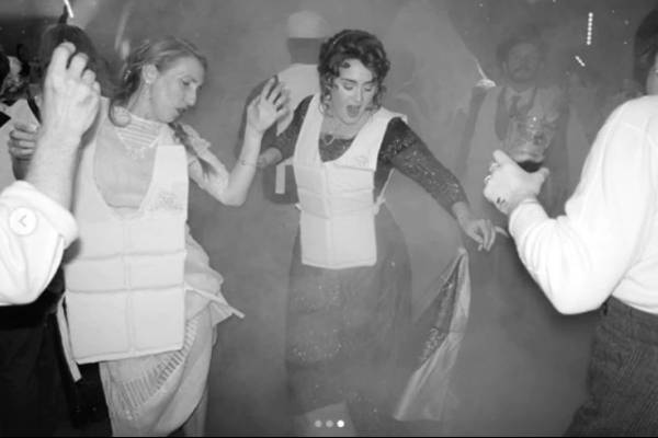 Adele, fiesta Titanic
