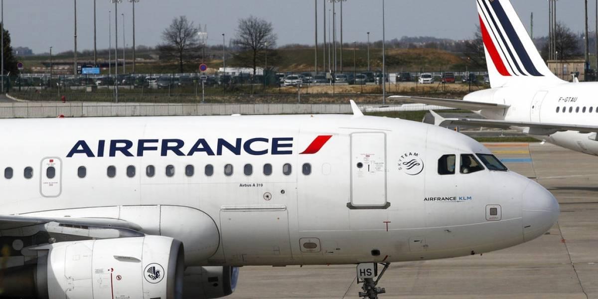 Por prolongada huelga: alertan que aerolínea Air France podría colapsar
