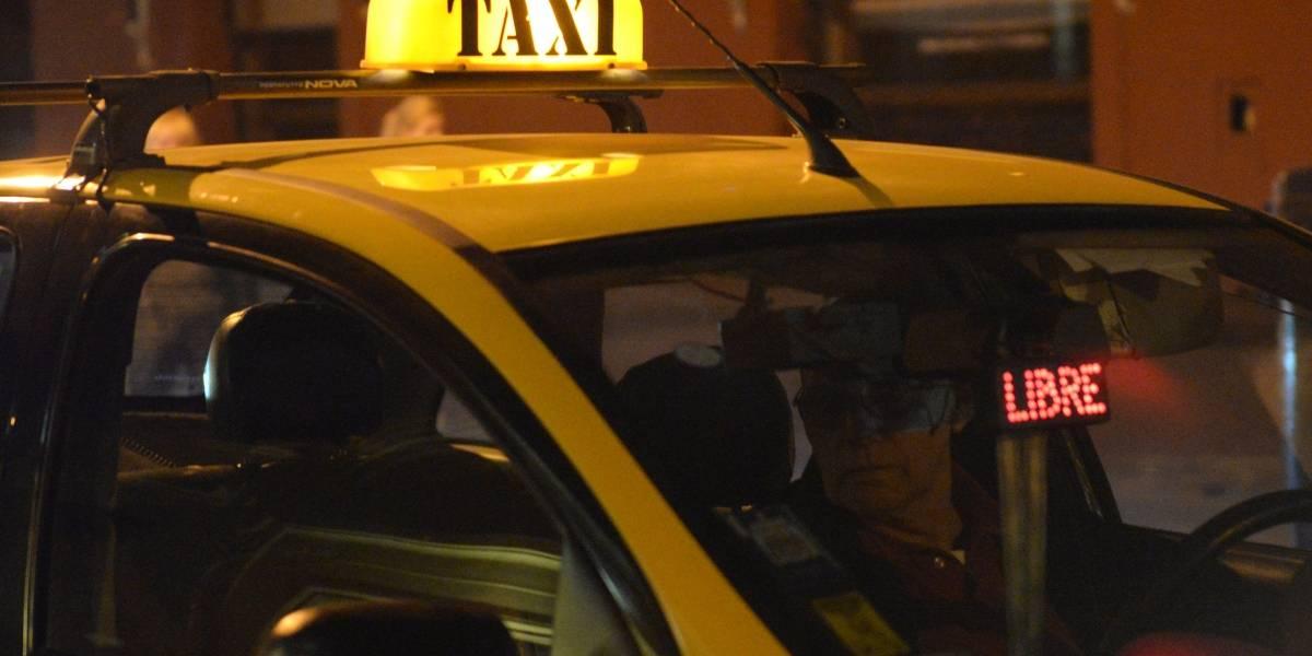 Ambato: Taxista aconsejó a su presunto asesino durante la carrera