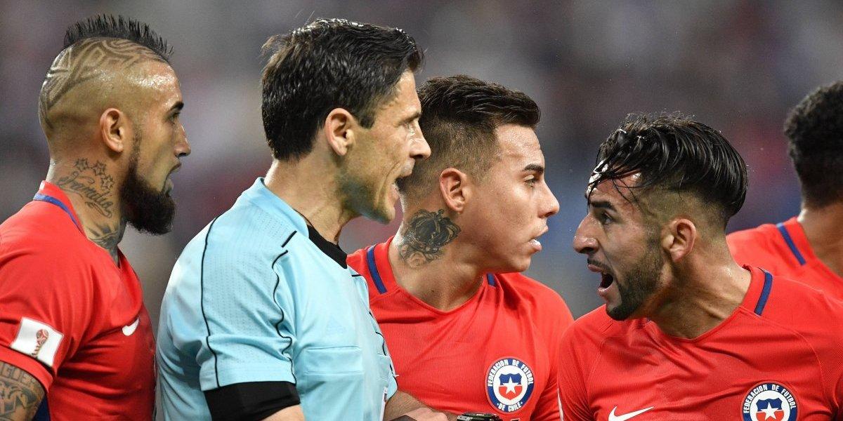 Árbitro que dirigió a Chile será el juez de la final de la Champions entre Real Madrid y Liverpool