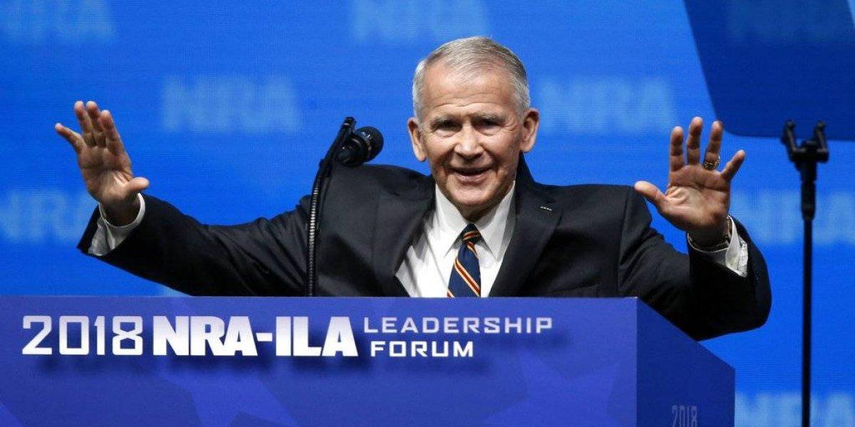 """Colaborador militar de """"Call of duty"""" es el nuevo presidente de la Asociación Nacional del Rifle de los EEUU"""