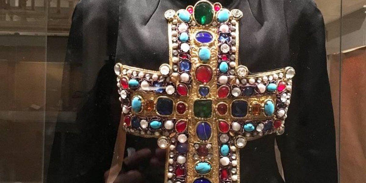 Joyas del Vaticano protagonizan nueva exhibición del Met