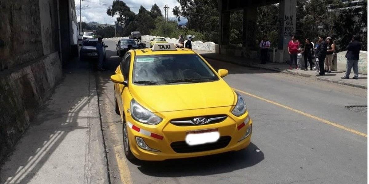 Ambato: la nacionalidad del presunto asesino de taxista no se determina