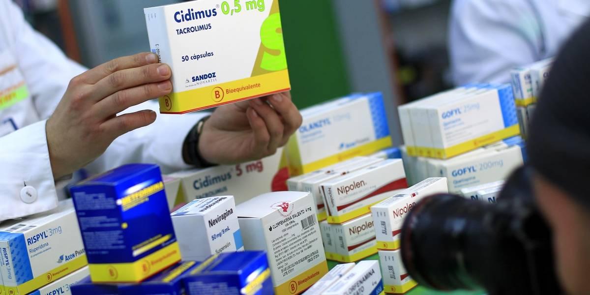 Gobierno lanza portal de transparencia sobre el precio de los medicamentos