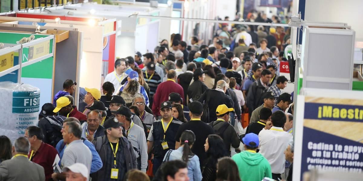 Pymes se encuentran en Centro Cultural Mapocho: 12 mil visitantes conocerán productos y servicios de innovadores