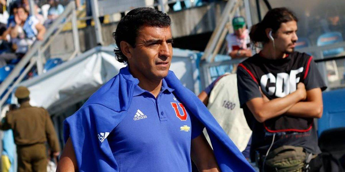 Cuando el Huevo Valencia fue protagonista de un gran bochorno como jugador de la UC