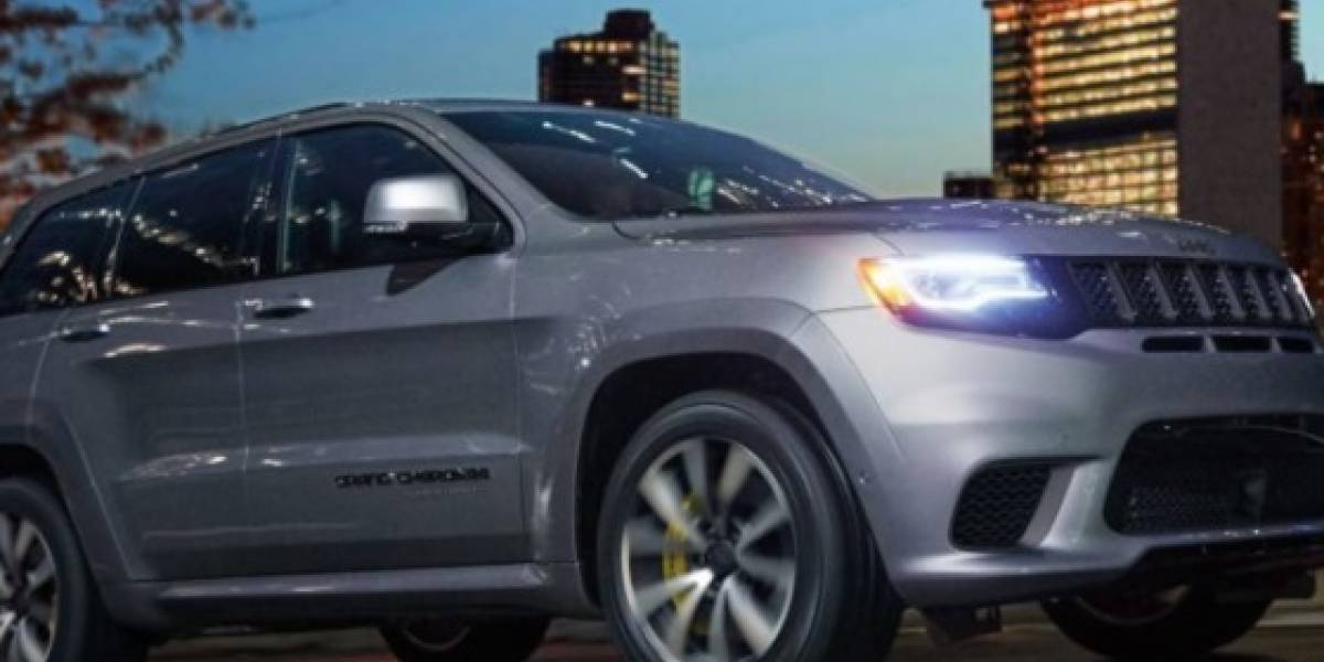 El Jeep más rápido en la historia en México y delinea Pick Up