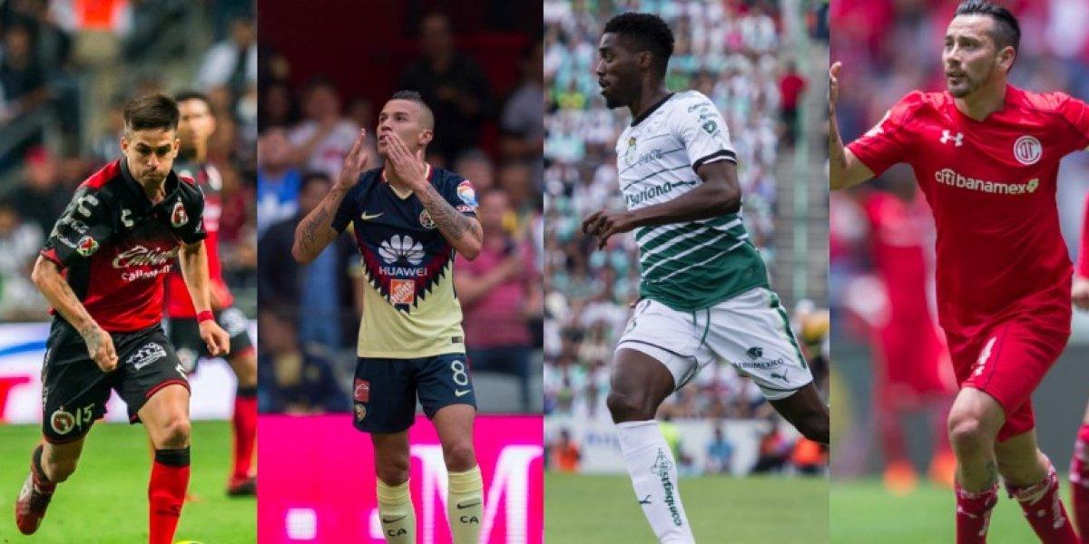 Fechas y horarios definidos para las semifinales de la Liga MX