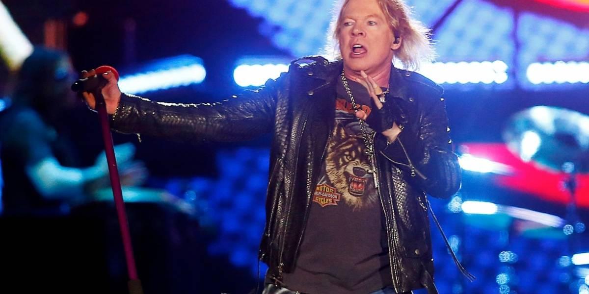 Guns N' Roses lanzará una reedición de 'Appetite for Destruction'