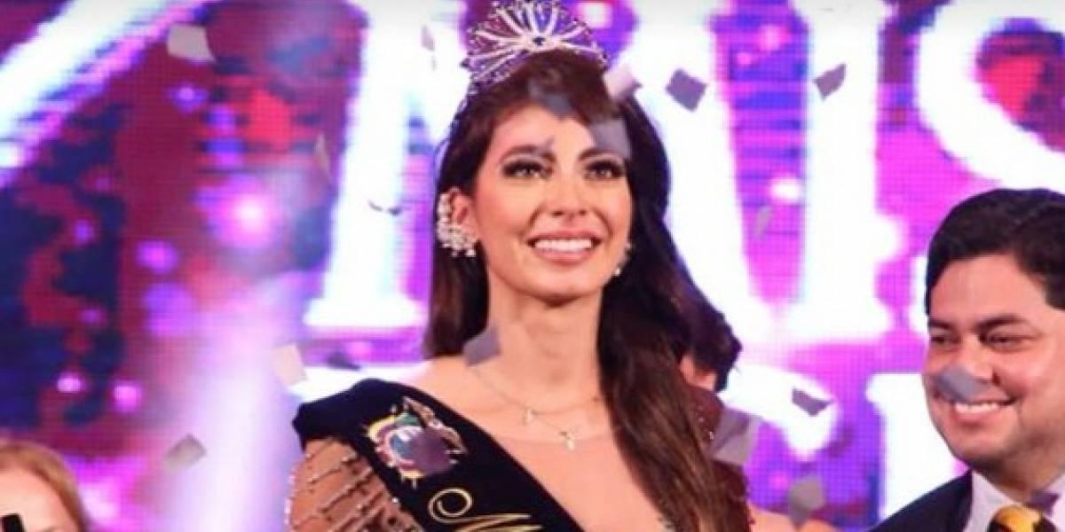 ¿Quién es Virginia Limongi, nueva Miss Ecuador?