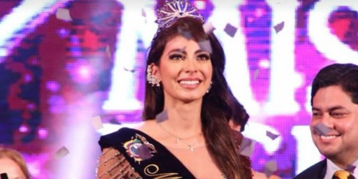 "Miss Ecuador: En redes acusan a Virginia Limongi de ""copiar"" look a Miss Filipinas"