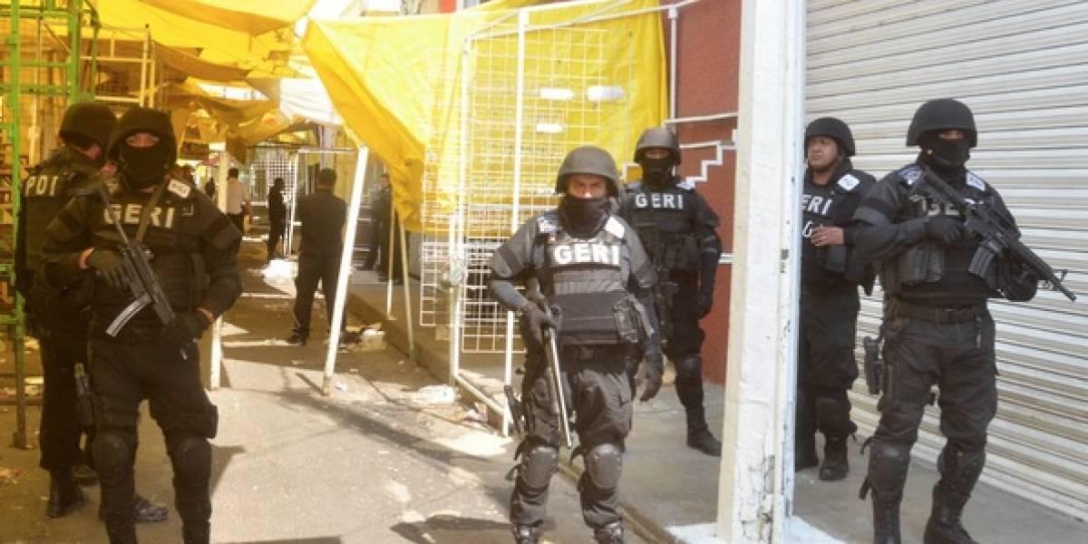 Procuraduría captura a 43 supuestos narcomenudistas en la CDMX