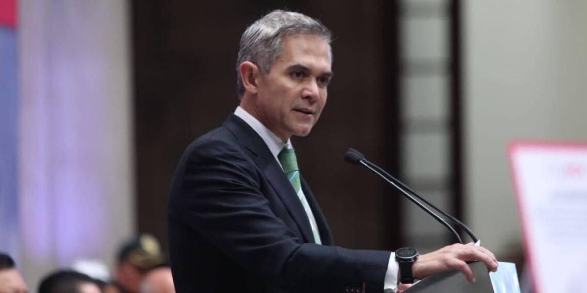 Confía Mancera que 'superdelegados' se declaren inconstitucionales