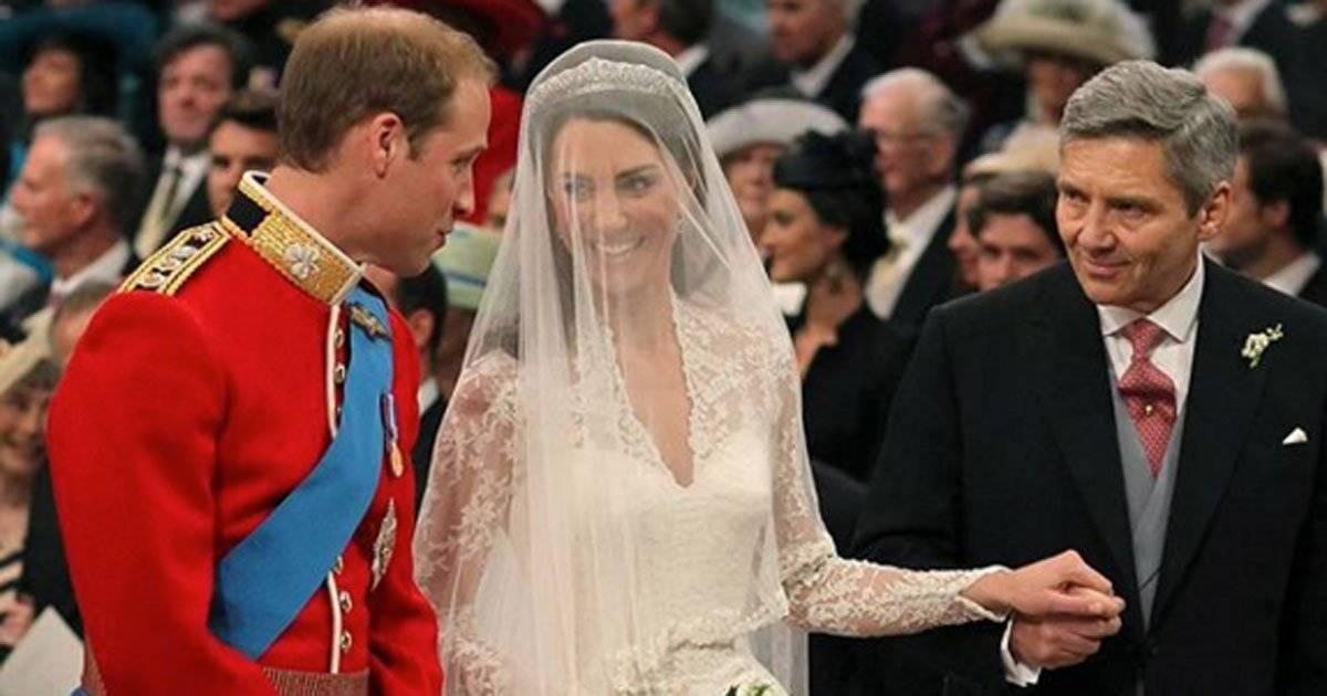 Kate Middleton casamento príncipe William