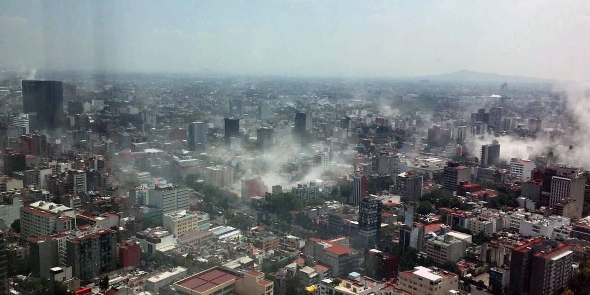 """Vean el avance de """"19 de septiembre"""", un documental del sismo en CDMX grabado con drones"""