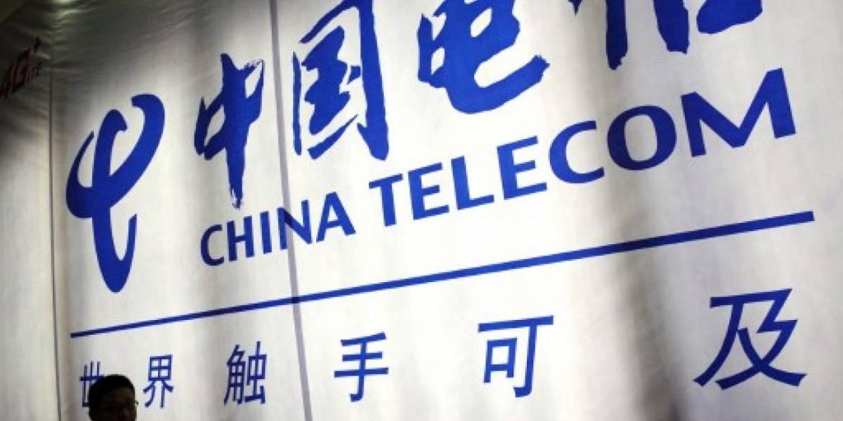 Operadora móvil China Telecom prepara su arribo a Chile