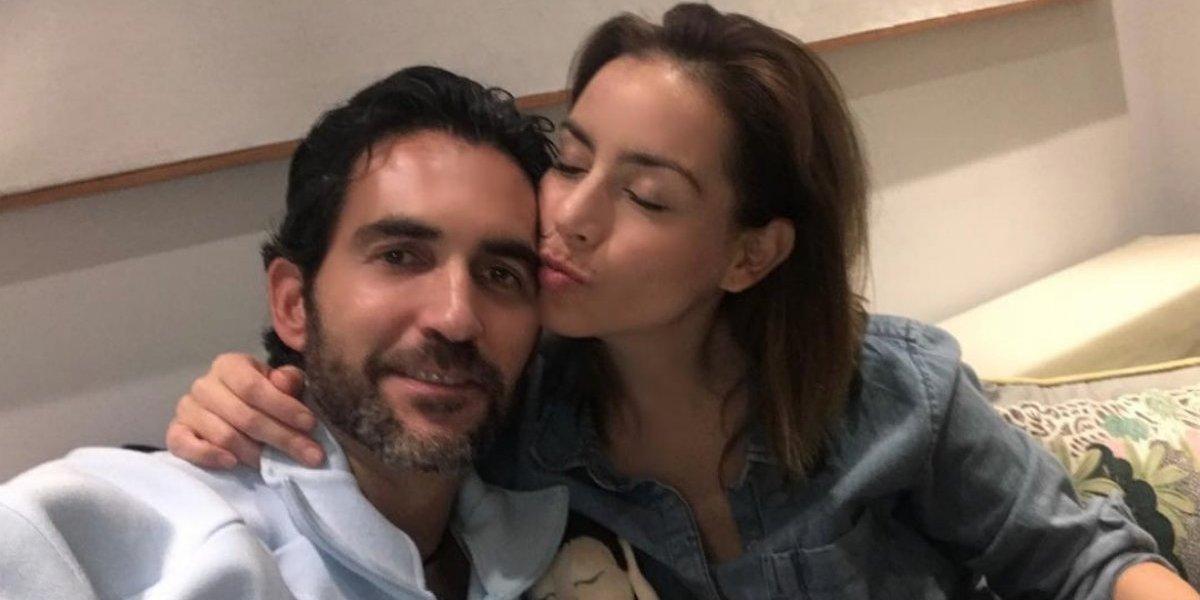 ¿Esposo de Claudia Lizaldi se muestra arrepentido por infidelidad?