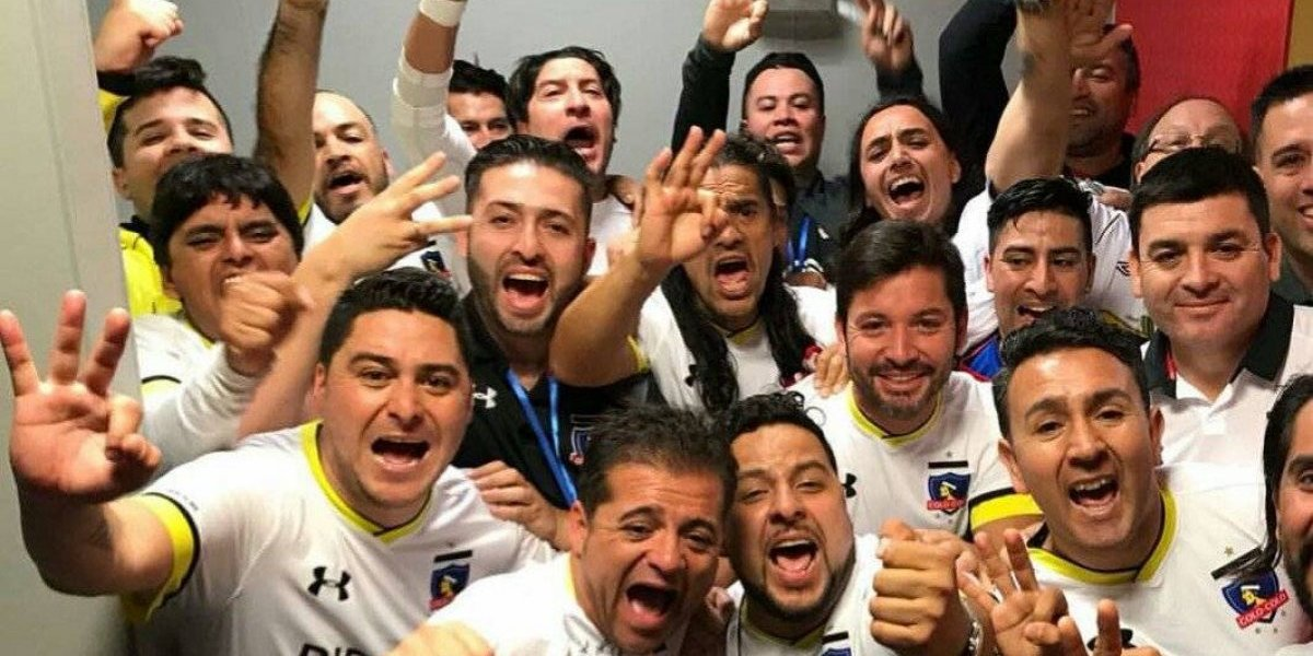 Colo Colo se hace grande en el extranjero y derrota a la U en clásico de leyendas