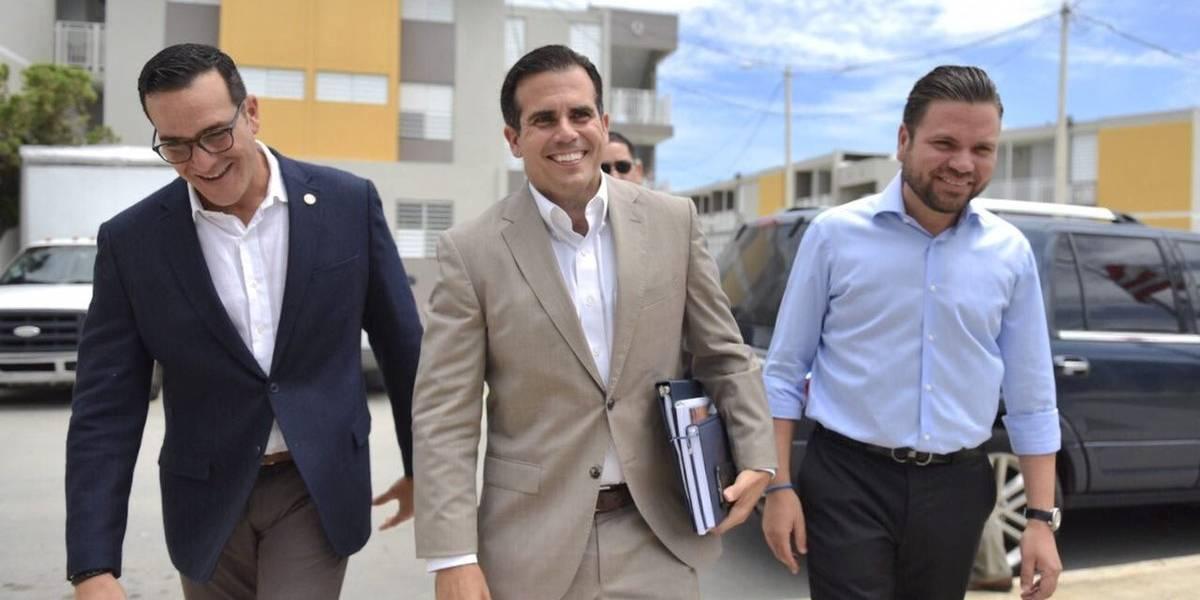 Gobernador presenta Plan de Acción para recuperación de viviendas y comercios afectados por el huracán María