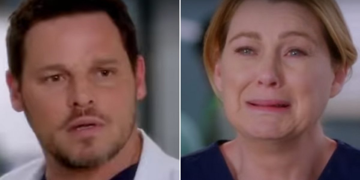 Grey's Anatomy: trailer do próximo episódio mostra desespero e personagem à beira da morte