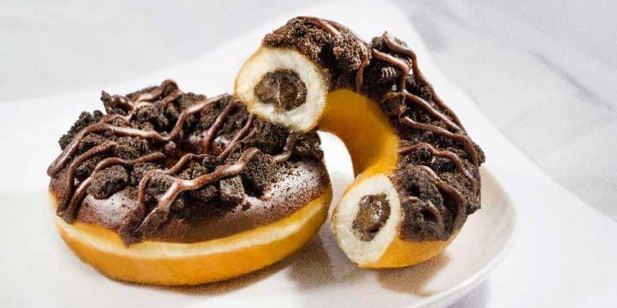Postre.¡Krispy Kreme ahora tiene sabor Oreo!