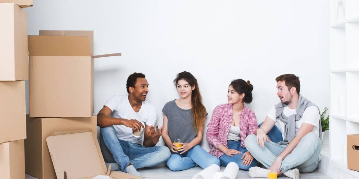 Lo que pagan los millennials por compartir un departamento en una zona de lujo