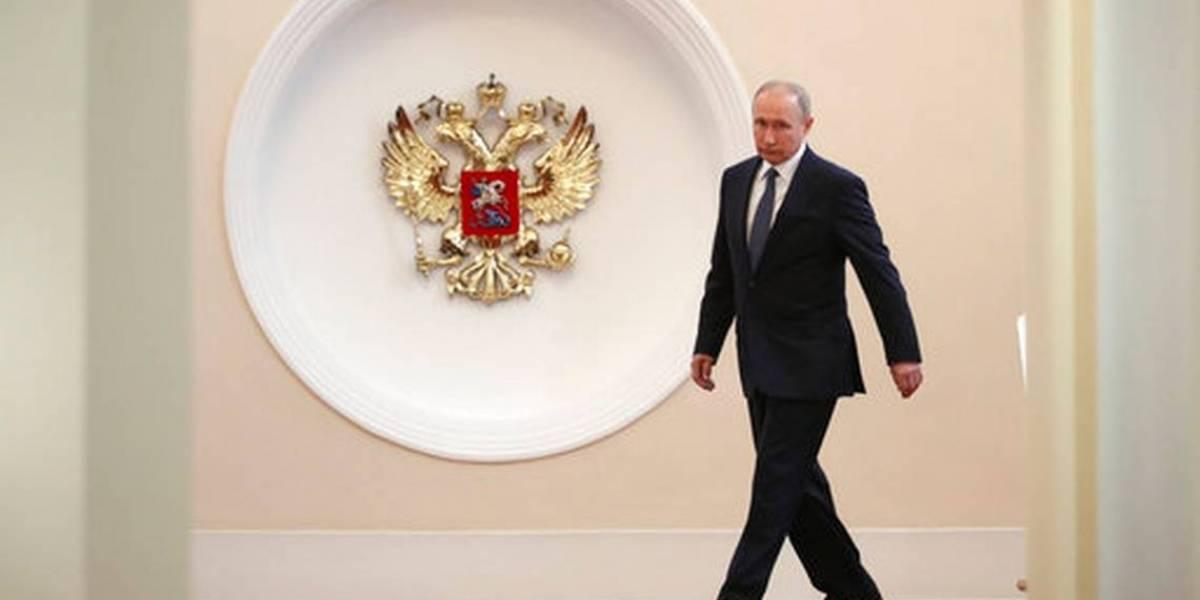 Vladimir Putin asumió como Presidente de Rusia para su cuarto mandato