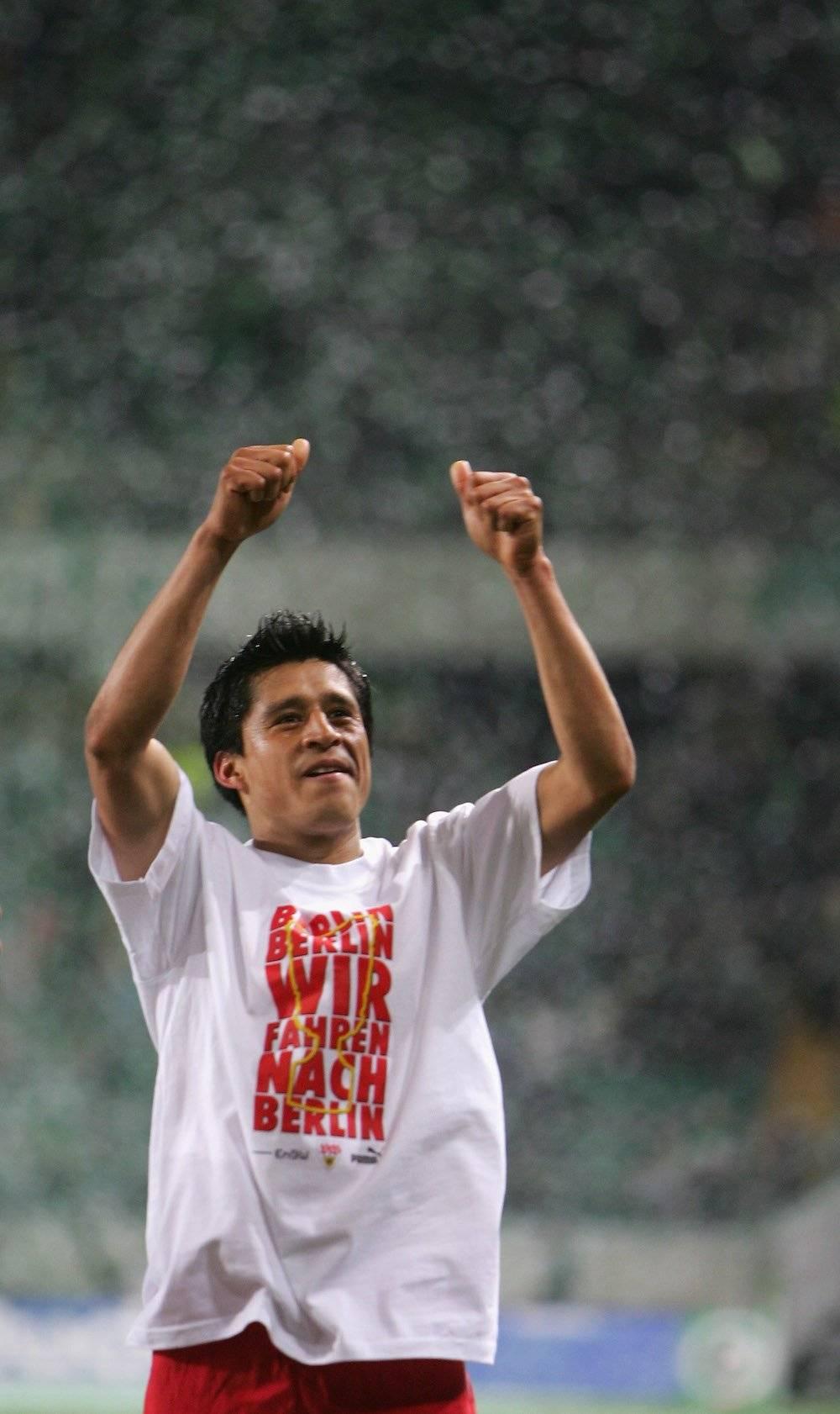Ricardo Osorio: 1 Bundesliga en 2007. / Getty Images