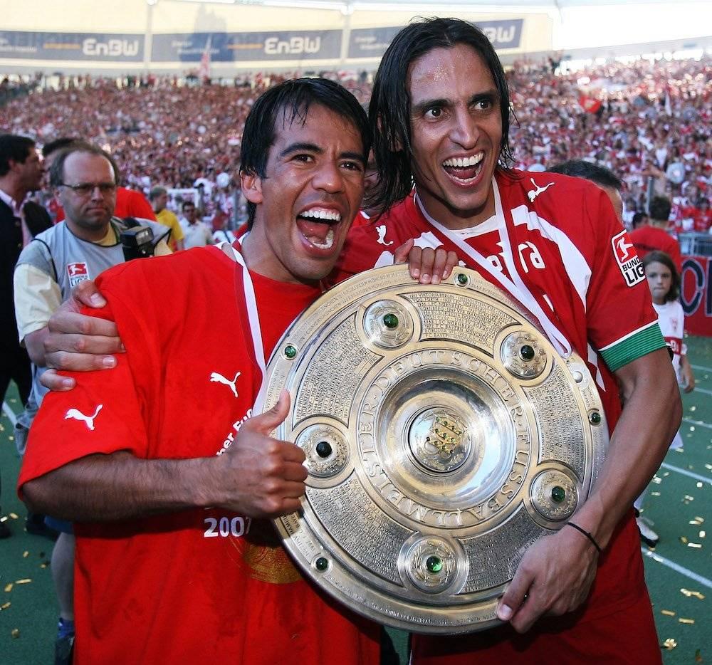 Pável Pardo: 1 Bundesliga en 2007 / Getty Images