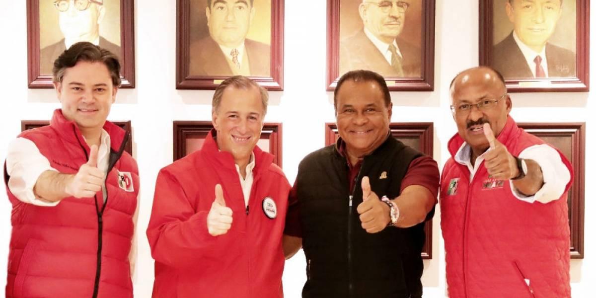 Joaquín Hendricks Díaz se suma a equipo de campaña de Meade