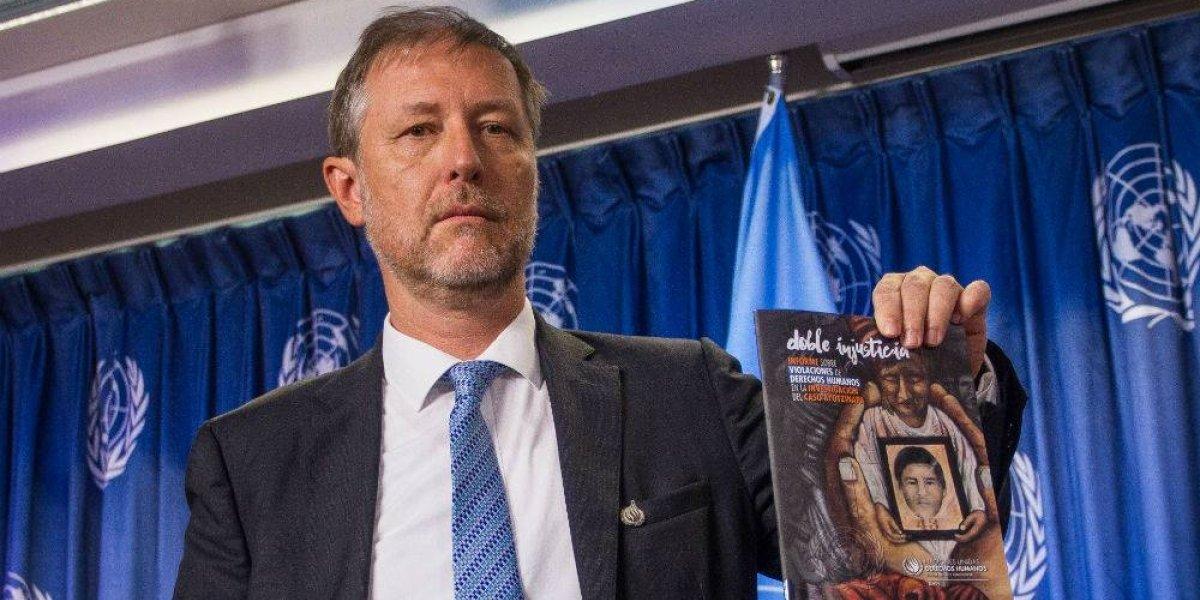 Gobierno mexicano niega tortura contra detenidos por caso Iguala