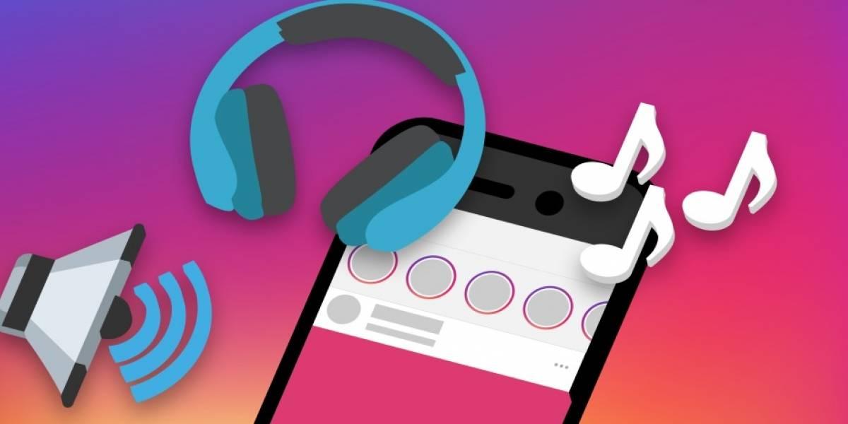 Instagram: Así serán las nuevas pegatinas musicales para las historias