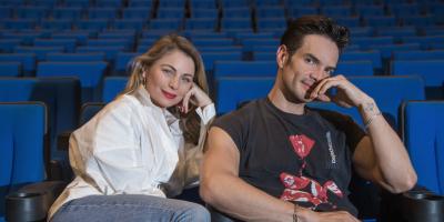 Ludwika y Andrés Zuno.