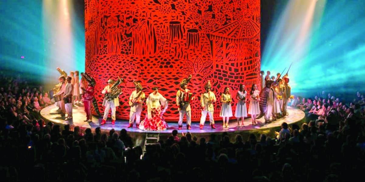 Cirque du Soleil traerá a Bogotá