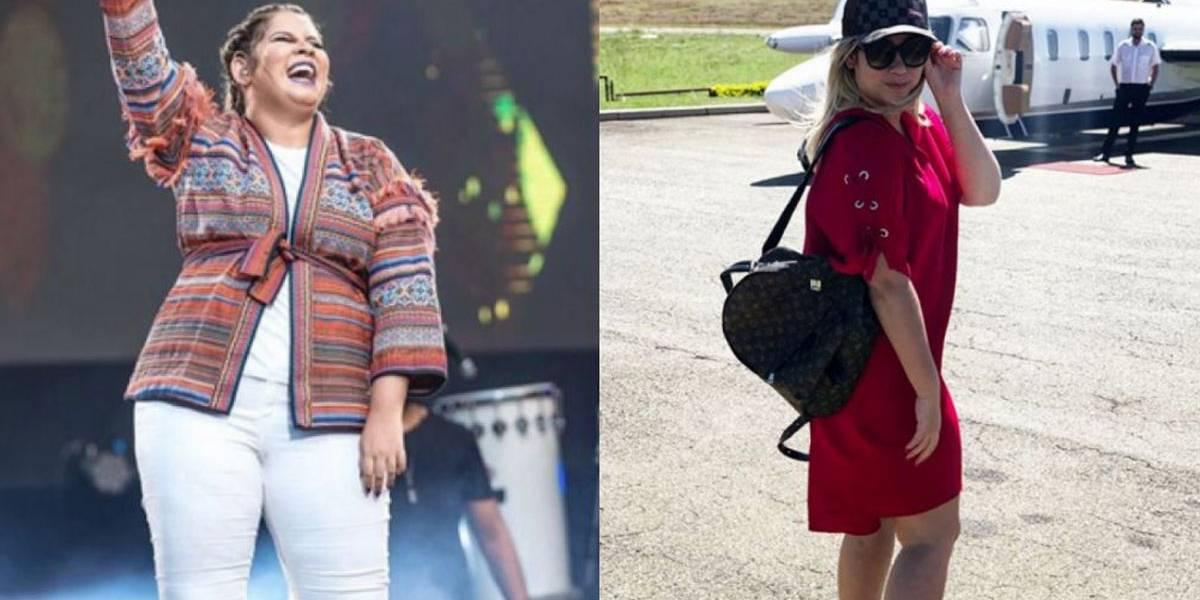 Marília Mendonça faz desabafo após críticas por perda de peso