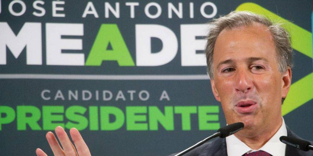 Meade vuelve a rechazar el voto útil: 'voy derecho y no me quito'