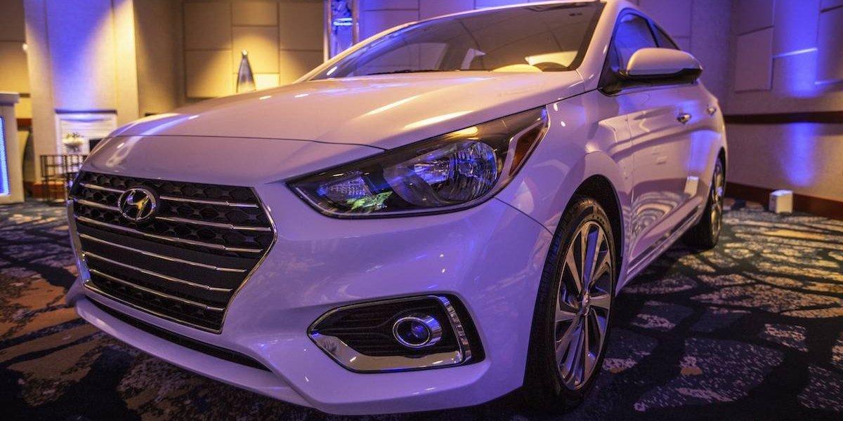 Llega el nuevo Hyundai Accent 2018 a Puerto Rico