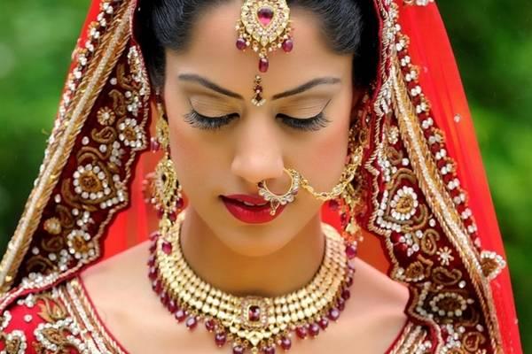 La Increíble Vestimenta De Las Novias En India Nueva Mujer