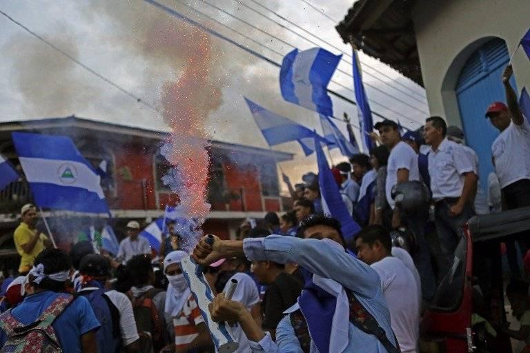 Nuevas protestas en Nicaragua