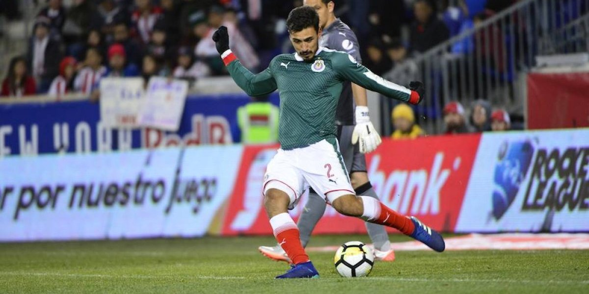 Oswaldo Alanís jugará en España, firmó contrato con Getafe