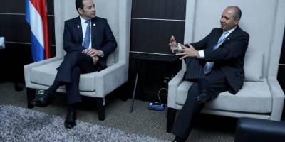 presidente Jimmy Morales viaja a Costa Rica