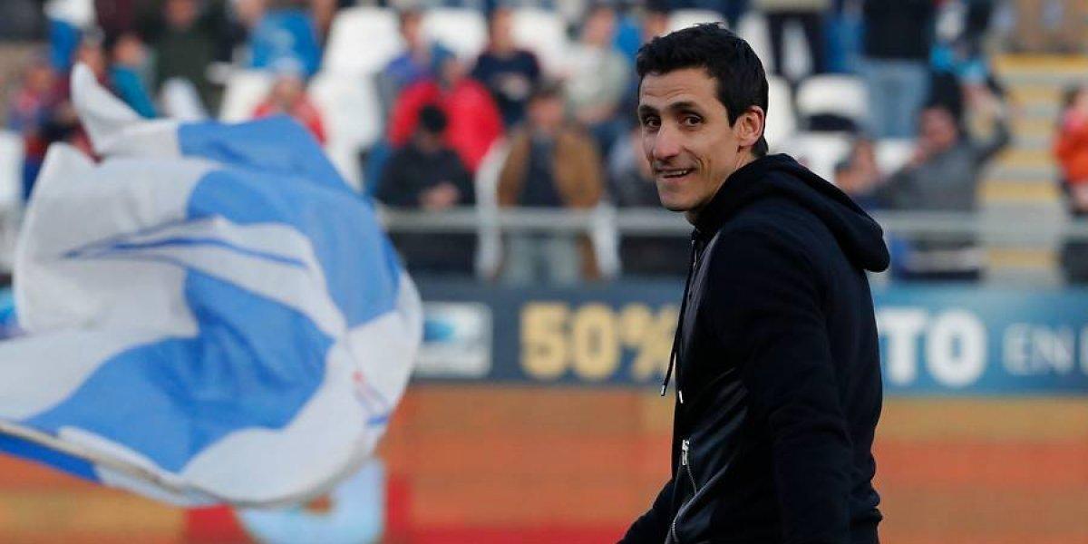 """La UC oficializa el retorno de Milovan Mirosevic: """"Es una nueva vida para mí"""""""