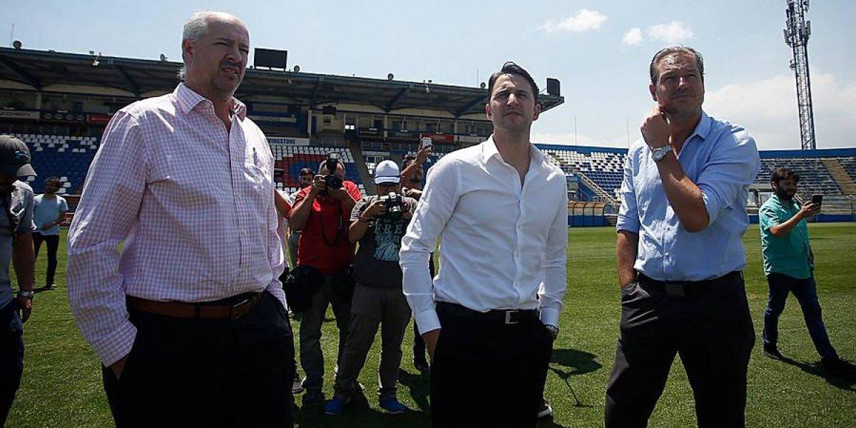 """Juan Tagle está feliz con la UC de Beñat pero pide más: """"Me gustaría ganar por más goles de diferencia"""""""